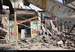 زندگی مردم مناطق زلزله زده پس از هفت روز از وقوع زلزله