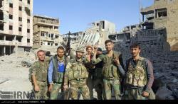 آزادسازی شهر«دیرالزور»در شرق سوریه