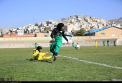 سنندج/ قوتبال لیگ برتر بانوان