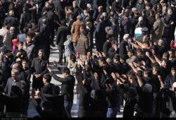 عزاداری سالروز شهادت امام رضا(ع) در مشهد