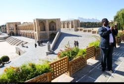 سفر رئیس خبرگزاری کنگو به اصفهان