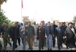 دیدار استاندار کرمانشاه با استاندار دیالی عراق