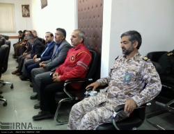 اجتماع روحانیون دامغان در حمایت از سپاه پاسداران