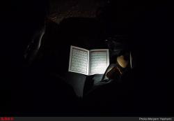 مراسم شب احیا در کرج