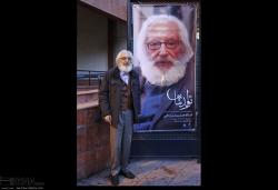 تصاویر آرشیوی ایرنا از زنده یاد جمشید مشایخی