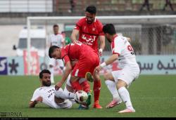 لیگ برتر باشگاه های کشور/دیدار سپیدرود و تراکتور سازی