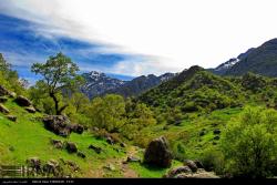 جادوی طبیعت در منطقه شاه بهرام