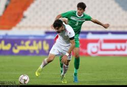 فوتبال مقدماتی المپیک 2020 /دیدار تیم های ایران و عراق